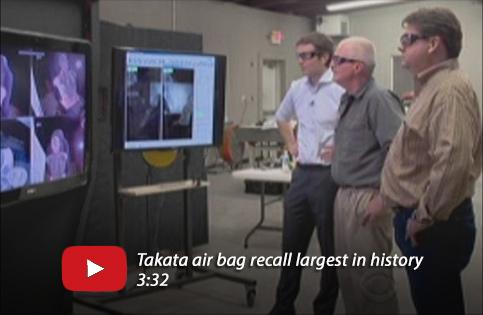 Auto Airbag Settlement >> Takata Airbag Injury Lawsuit | Motley Rice